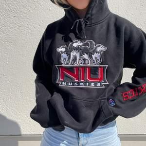 Snygg hoodie från champion använder dock inte frakt tillkommer