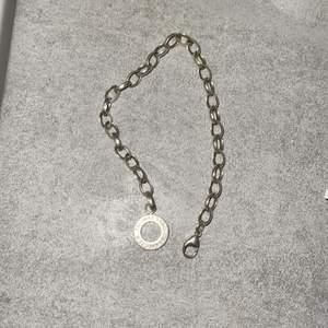 thomas sabo silver armband! som ny!