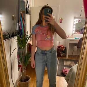 Snygga blåa jeans i bra skick💙👖💙
