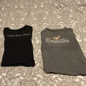 Jättefina tshirts i storlek s, i bra skick. 50kr st och båda för 80kr
