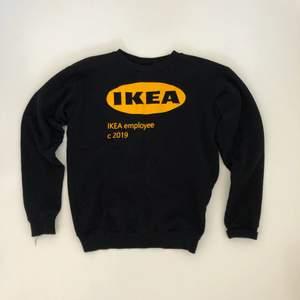 Coool Ikea sweatshirt, storlek L❤️❤️❤️