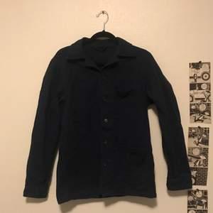 Blå skjorta/jacka, pris går att diskutera