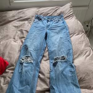 jeans med raka ben från dr denim
