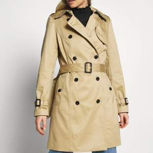 Saling new esprit trench coat because for me is big