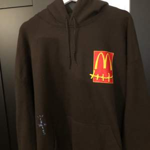 Brand New/ Never worn. Size: Large. Will incl Travis Mcdonalds bag