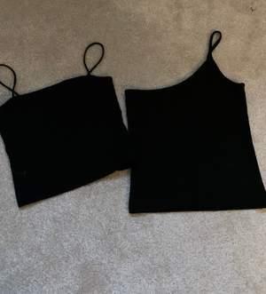 två svarta linnen 😁 båda för 70 & en för 40 🤍