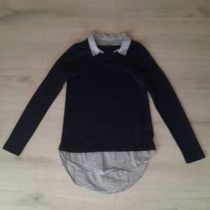 En fin tröja från gina tricot strl xs i väldigt fint skick ❤