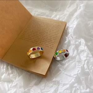 fina ringarna är tillbaka!! Men endast i ett fåtal. Reglerbar storlek, guld & silver finns. 150kr/st! @FliippFlapps