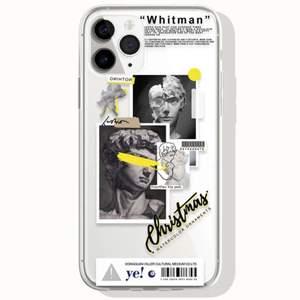 Säljer mitt skal för iPhone 12 då jag inte tycker att det satt så fint på min svarta telefon, man ser inte riktigt texten så jag väljer att sälja vidare den, nästintill oanvänd ❤️ frakt 12 kr