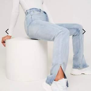 Så fina jeans som sitter as bra använda 1 gång