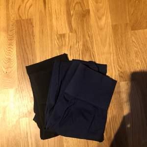 Två par better Bodies tights i strl s. Säljer pågrund av för små, använda några gånger men är som nya. Säljer båda för 500 kr, ett par 250kr.