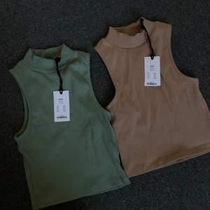 Två linnen från lager157 i storlek xs/s. Helt oanvända. Säljer båda för 80 ink frakt