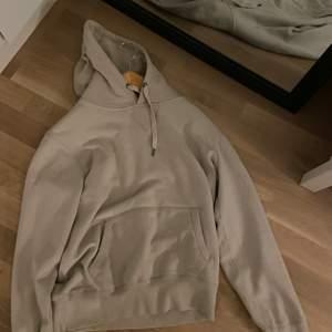 Basic beige hoodie 🪐