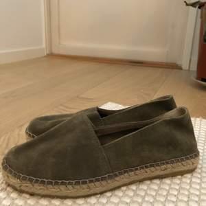 """Gröna sandaler från """"Emma natural comfort"""""""
