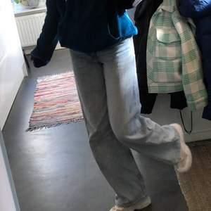 Yoko jeans från monki, använda men fortfarande okej skick:)