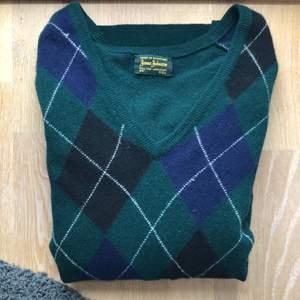 En jätte skön och varm stickad tröja