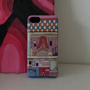 Säljer detta fina skal som är i jättebra kvalite och passar till iphone 6/7/8💕💕💕pris=75kr