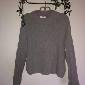 Jättegullig stickad tröja från Pull&Bear