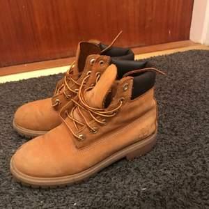 Timberland skor.