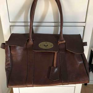 Mulberry väska köpt på secondhand, frakt tillkommer