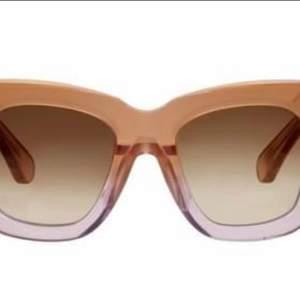 ACNE STUDIOS Orange Library Sunglasses / solglasögon  använda 2 ggr. Box finns kvar.