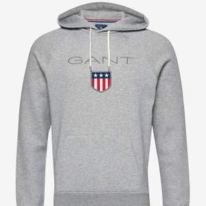 Helt oanvänd gant hoodie, storlek S. Säljer pga aldrig kommit till användning. Skickar såklart min egen bild på tröjan om det skulle önskas🥰