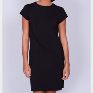 Svart klänning från minimarket