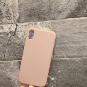 Säljer detta fina skal. Aldrig använt så superbra skick. Iphone XR