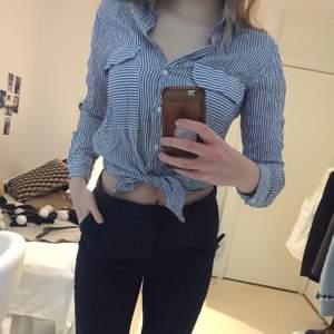 Populär skjorta från Zara. Skrynklig nu men är bara att stryka