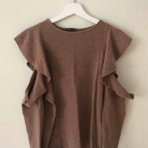 Zara cut out tröja