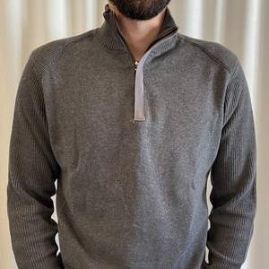Cool cotton jumper. Quite cozy for spring and summer.