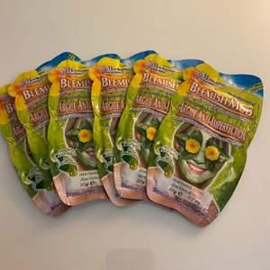 Helt nya ansiktsmasker, alla för 90kr nedsatt frakt  eller 1st för 15kr vanlig frakt