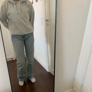Oanvänd fin hoodie