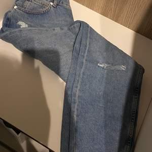 Jeans från new yorker i storlek XL men passar mig som har M. Dem är enbart använda 1 gpng