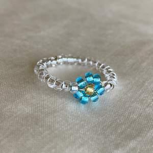 Handgjord ring 💍