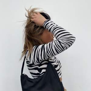 En snygg zebra tröja!