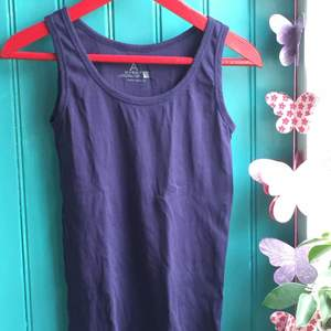 Mjukt blått linne från Åhlens. Säljs då det ej kommer till användning. Frakt kan vara 24kr eller 45kr beroende på vikt