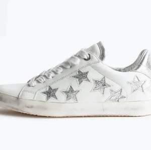 Säljer mina Zadig skor i storlek 38👩🎤👩🎤