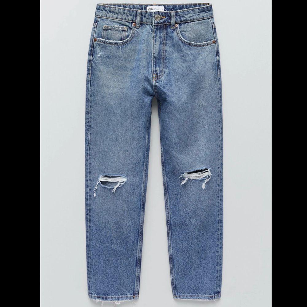 Använt endast en gång. Passar perfekt om man är runt  155-163. Sitter bra på.. Jeans & Byxor.