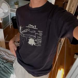 Vintage T shirt med tryck från Paul Smith!