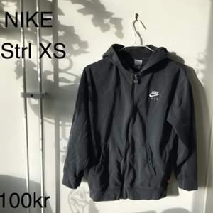 Nike zipper hoodie