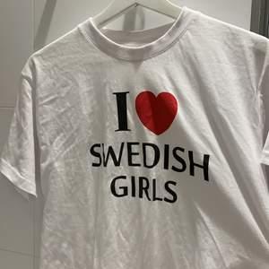 Super skön t-shirt med tryck på