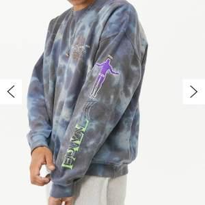Säljer denna feta sweatshirt i storlek M man storlek. Skit ball men kommer ej till användning. Direkt köp, 250 + frakt