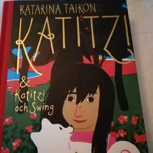 Katitzi & Katitzi och Swing. 10kr+frakt😊😊