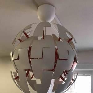 Nu säljer jag mina lampor från Ikea i väldigt bra skick på grund av jag har köpt nya :) det är 2 st lampor som är likadana :) 500kr en eller både för 800kr :)