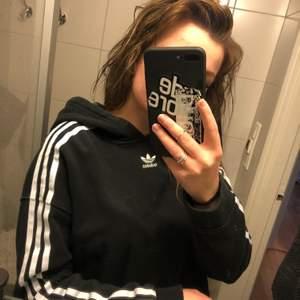 Intressekoll på min adida hoodie i storlek S som inte kommer till användning längre pga inte min stil 🤍