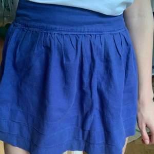 Somrig kjol från topshop 💙
