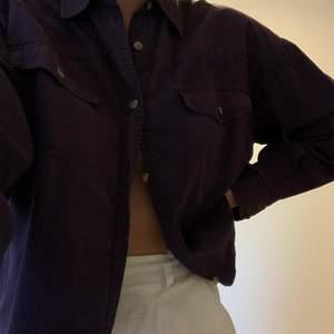 En härlig och unik skjorta som även går att använda som jacka 💓