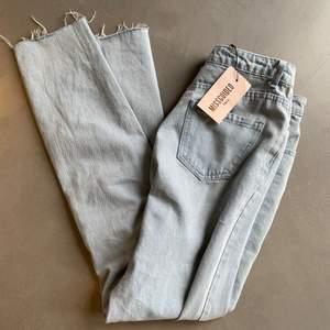 Helt nya jeans med lapp kvar från Missguided, modell: tall💕