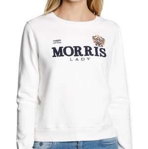 Säljer denna fina Morris tröja fast i färgen GRÅ, super fint skick och endast använd en gång🦋🪐💙💜